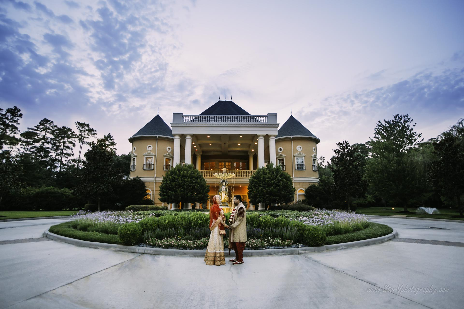 Wedding Venue Chateau Polonez